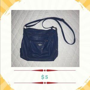 Rosetti Navy Blue Handbag